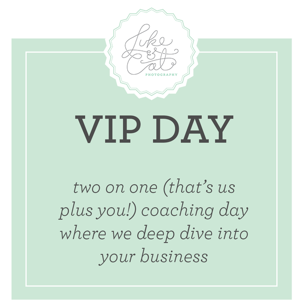 Image of VIP Day