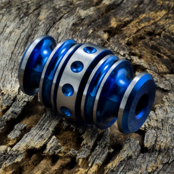 Image of Kong Bead Electric Blue #1