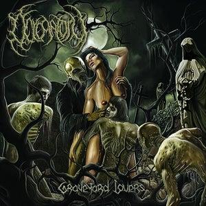 Image of DEROGATORY Graveyard Lovers CD NEW !!