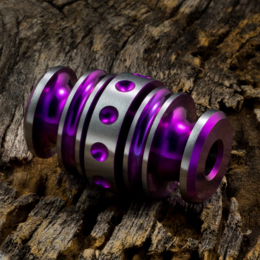 Image of Kong Bead Wicked Orchid #1