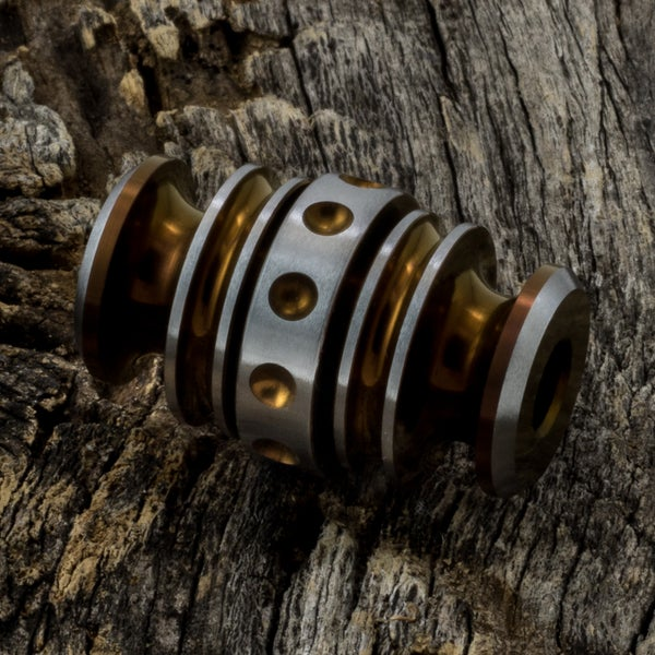 Image of Kong Bead Bronze #1