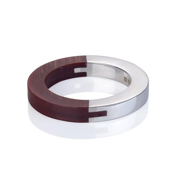 Image of Ring 'Dovetail rose'