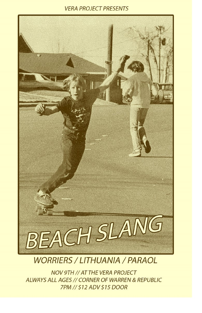 Image of Beach Slang Poster