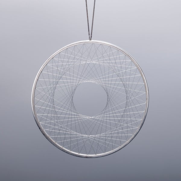 Image of Necklace 'Double Spirograph'