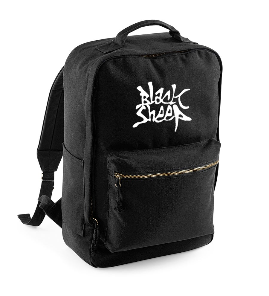 Image of CLASSIC BACKPACK (BLACK)