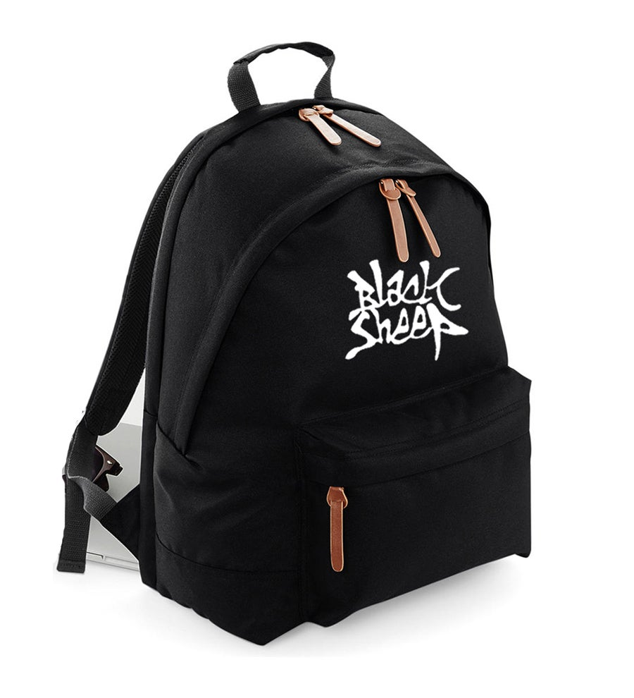 Image of LAPTOP BACKPACK (BLACK)