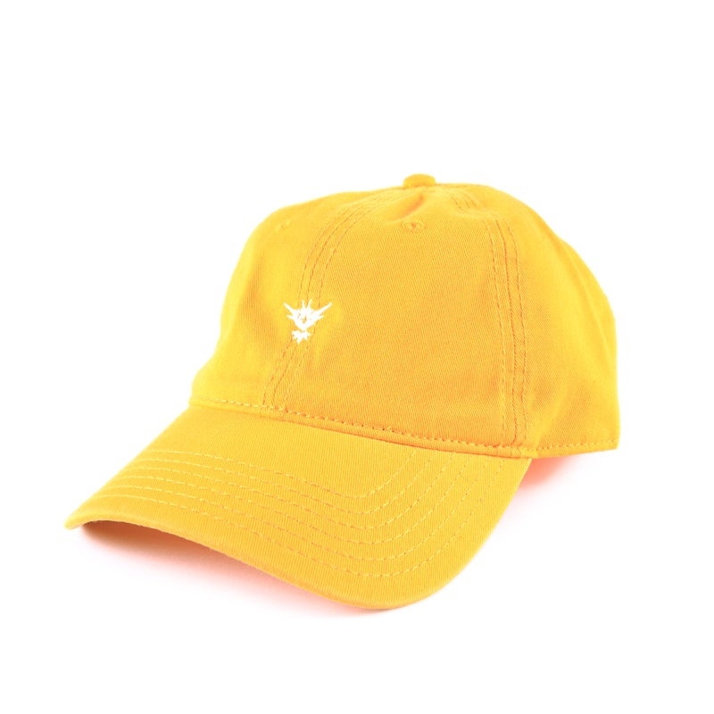 Image of Team Instinct Low Profile Sports Cap - Yellow