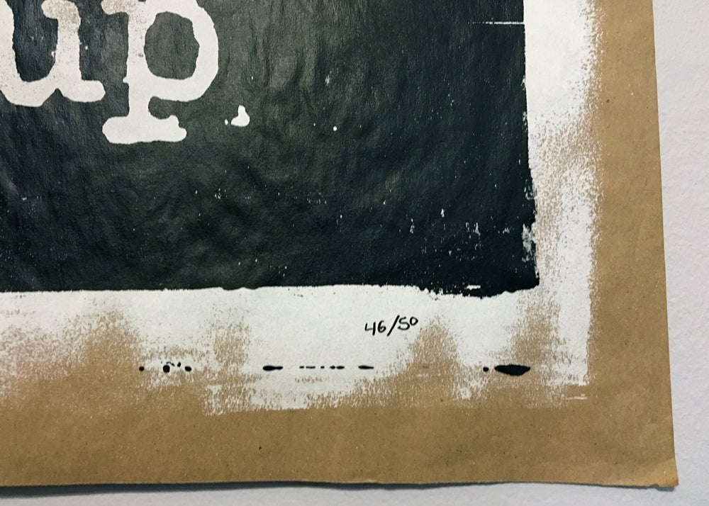 Image of original razor print, 2001