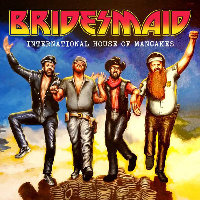 Image of International House of Mancakes - Black Vinyl