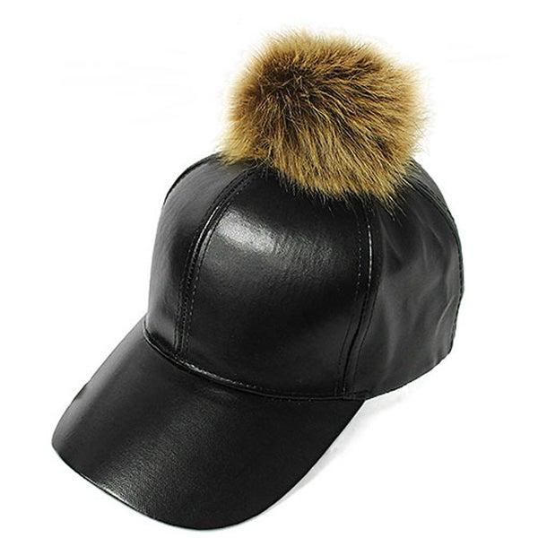 Image of Pom Pom Hat