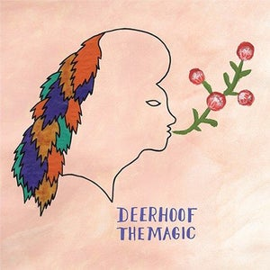 Image of Deerhoof - The Magic (cd + bonus tape)