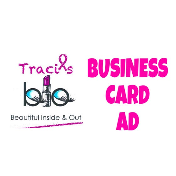 Image of Business Card Ad