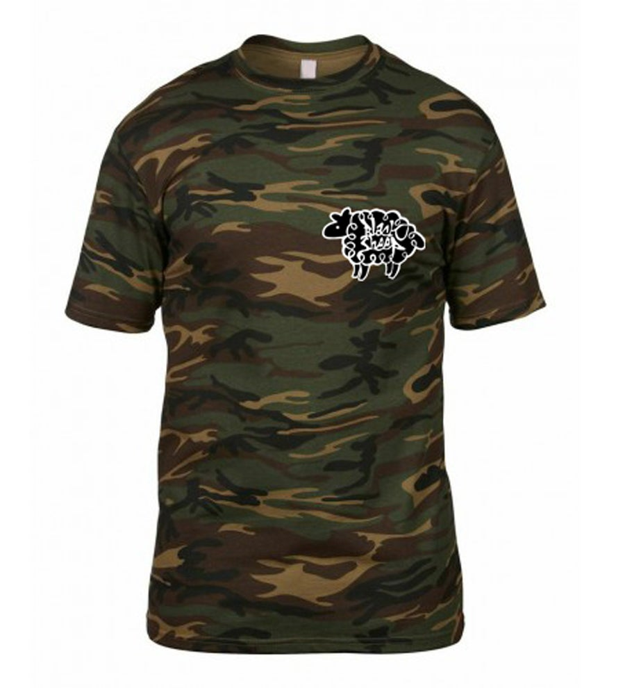 Image of CAMO T-SHIRT (JUNGLE)