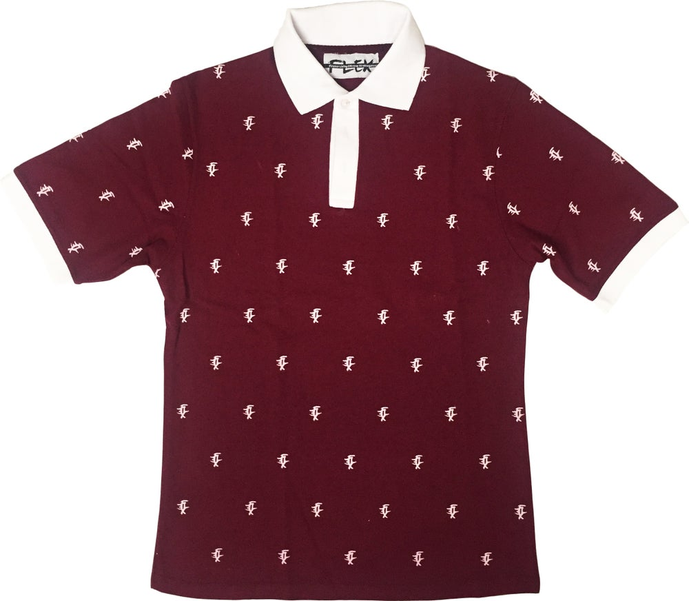 Image of FLEX Allover Polo