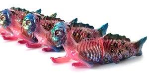 Image of Fiji Mermaid - Fiji Mortuum Edition