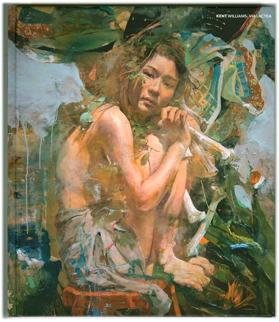Image of Kent Williams–Via Lactea: His Drawings and Paintings of the Artist Soey Milk