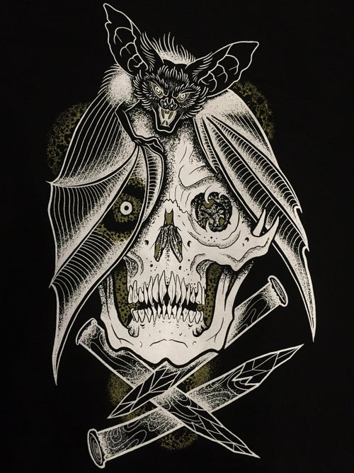 Image of Stakes and Skulls - Shirt