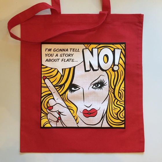 "Image of ""Flats"" Tote Bag"