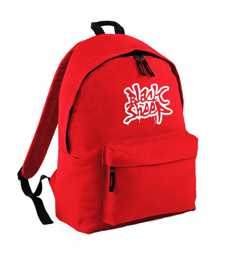 Image of DRIP BACKPACK (RED)
