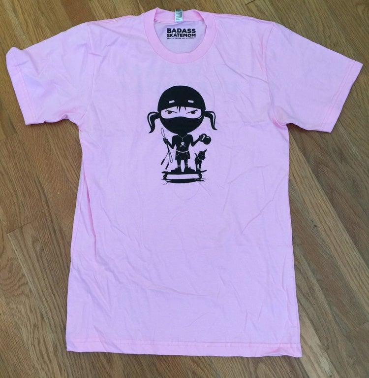 Image of New Skater Be Badass Everyday T-shirt