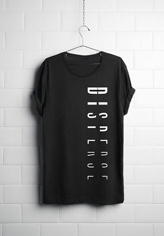 Image of DispersE - New Logo Shirt