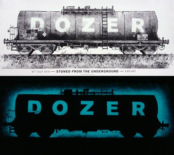 Image of »Dozer« Gig-Poster