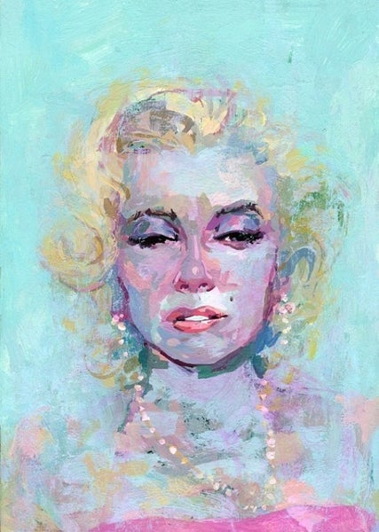 Image of Marilyn Print