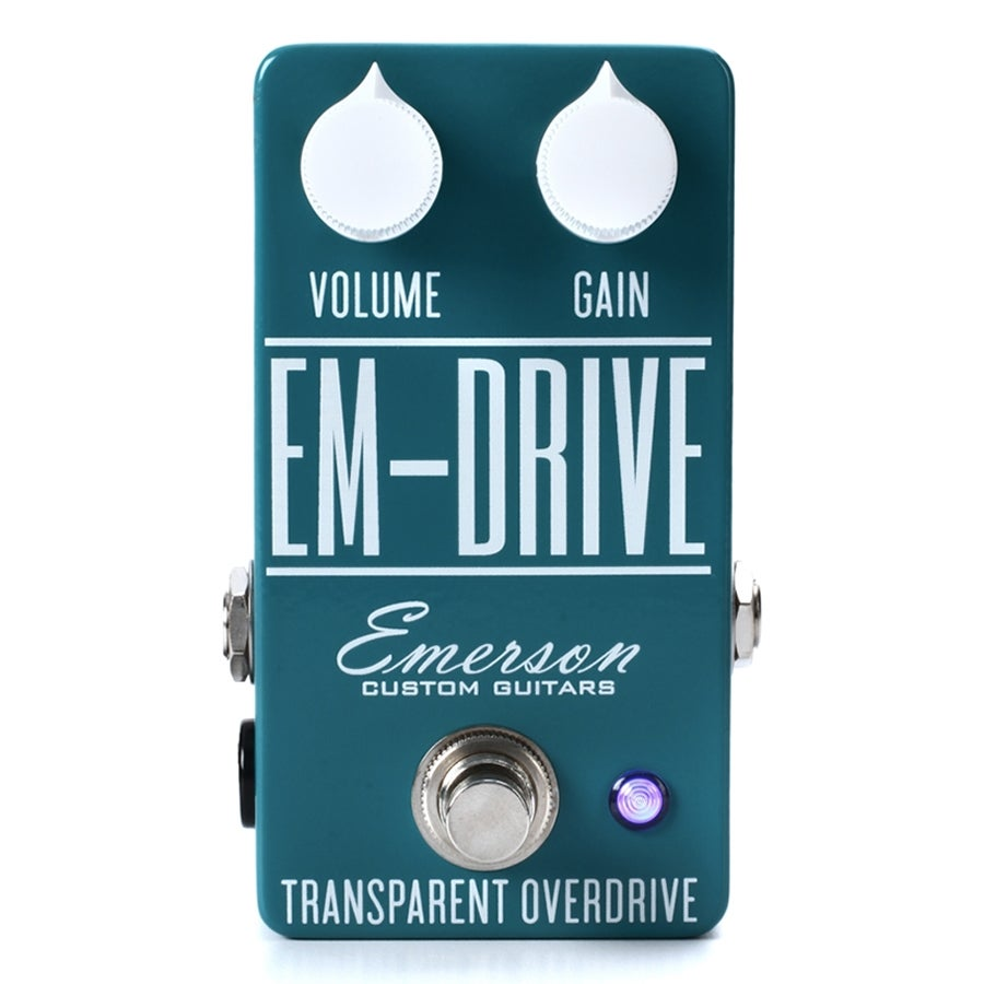 Image of EM-Drive Transparent Overdrive Pedal