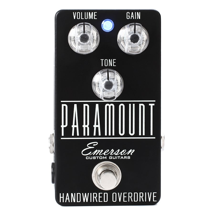 Image of Paramount Overdrive Pedal