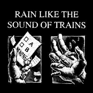 "Image of Rain Like The Sound of Trains ""Singles"" LP Pre-Order Shipping Now"