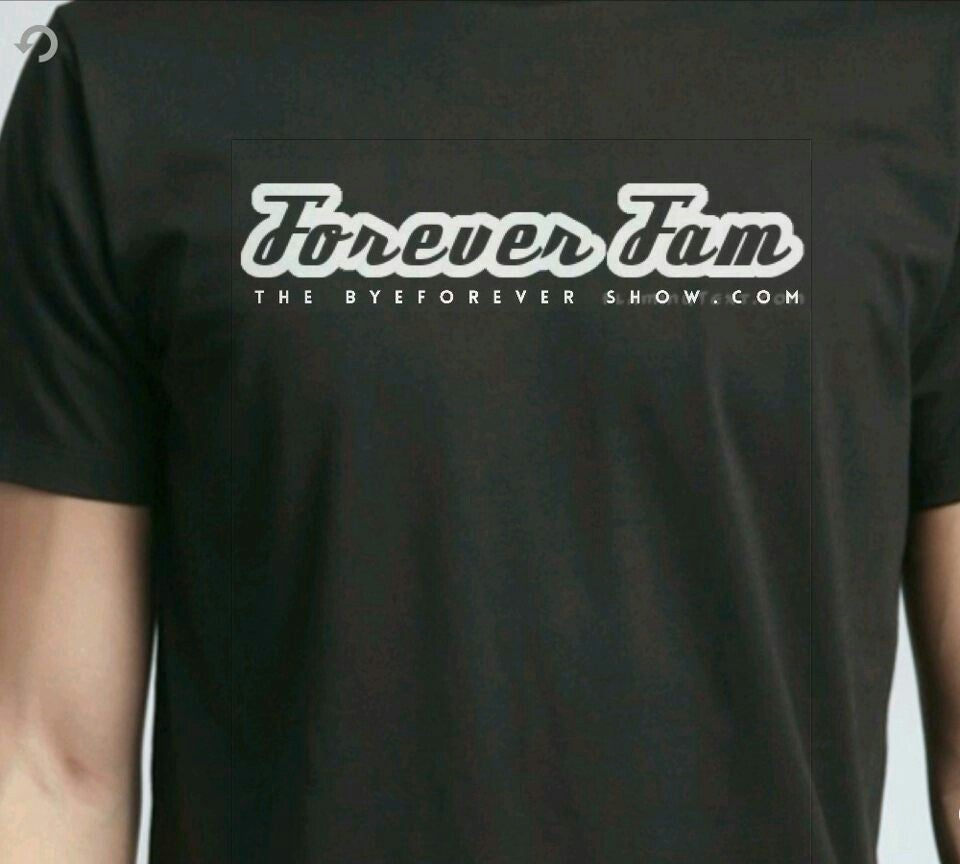 Image of Mens Forever Fam Podcast Tee