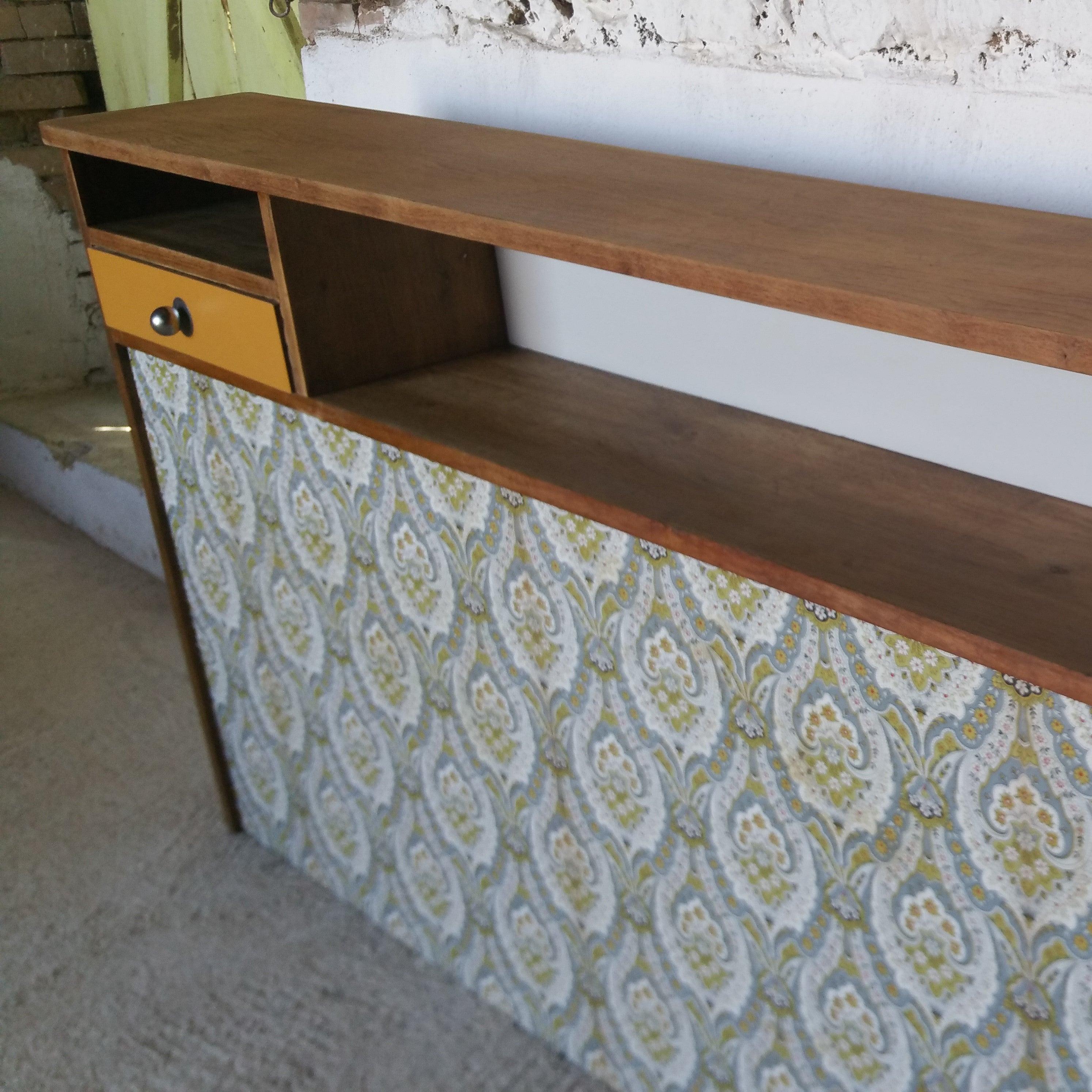 ancienne t te de lit cosy revue fibresendeco vannerie artisanale mobilier vintage. Black Bedroom Furniture Sets. Home Design Ideas