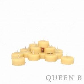 Image of Queen B 4-5 Hr Individual Tealight Refills