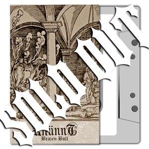 Image of KHÜNNT 'Brazen Bull' Cassette & MP3