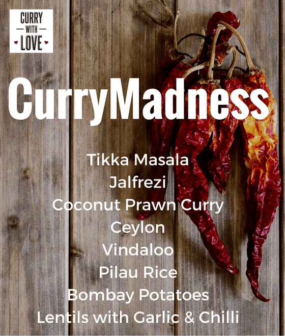 Image of Curry Madness