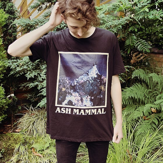 Image of ASH MAMMAL THE GHOST WE CAUGHT ON FILM T-SHIRT