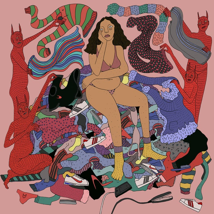 Image of Nothing To Wear - Print by Polly Nor
