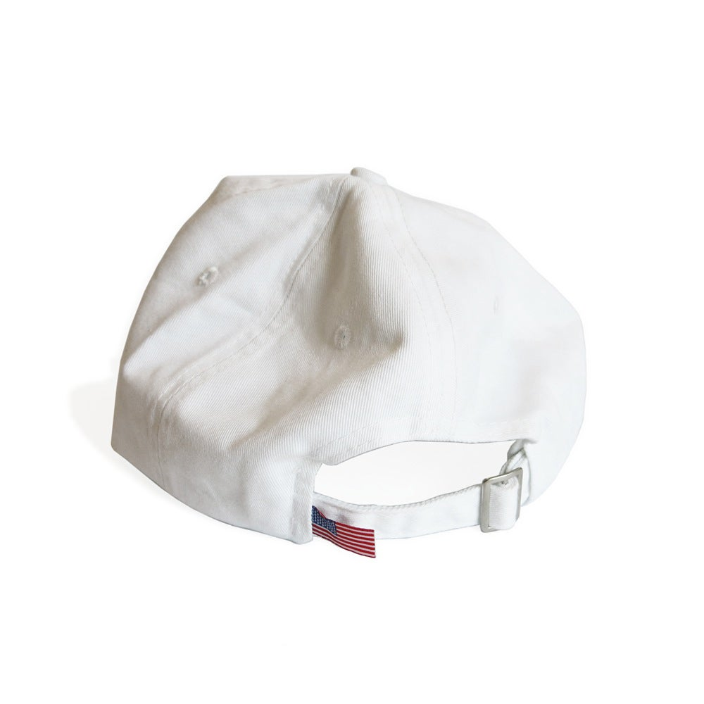 Image of Frown Face Embroidered Cap