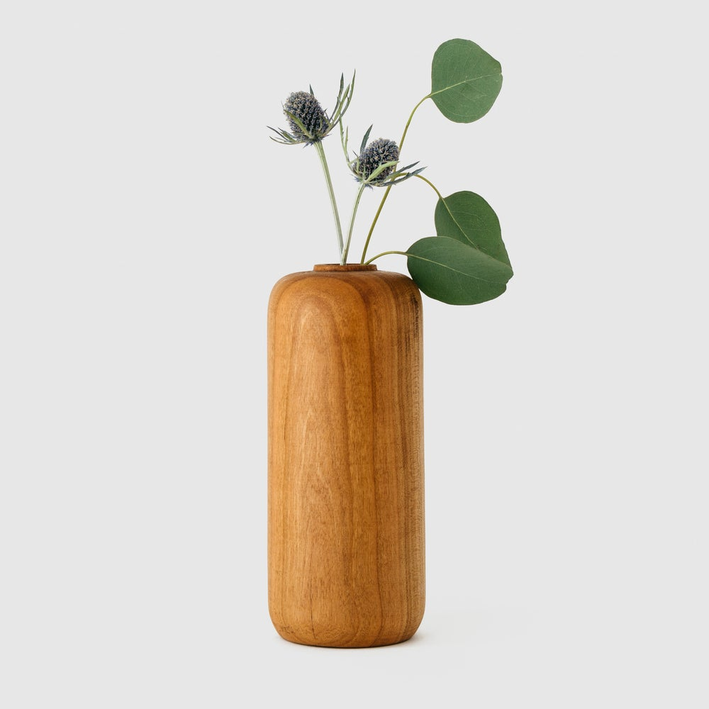 Image of Tall Cherry Vase