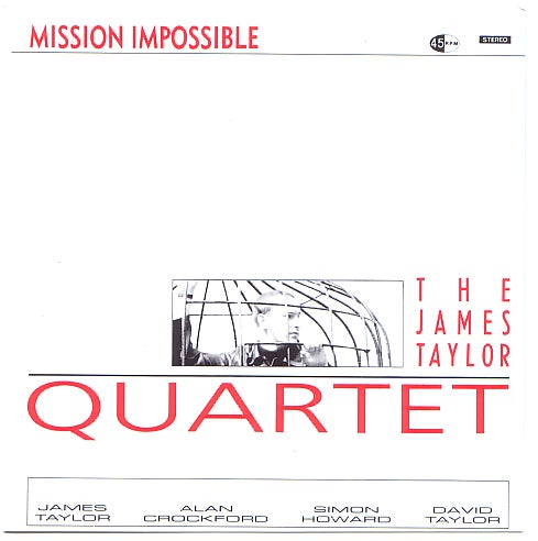 Image of Special Offer: James Taylor Quartet