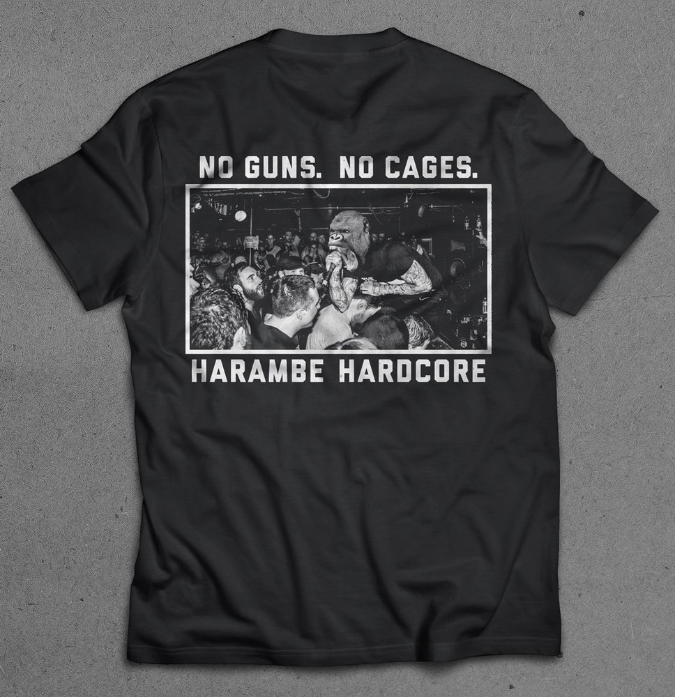 Image of Harambe Hardcore - Please contact if you're looking to purchase!