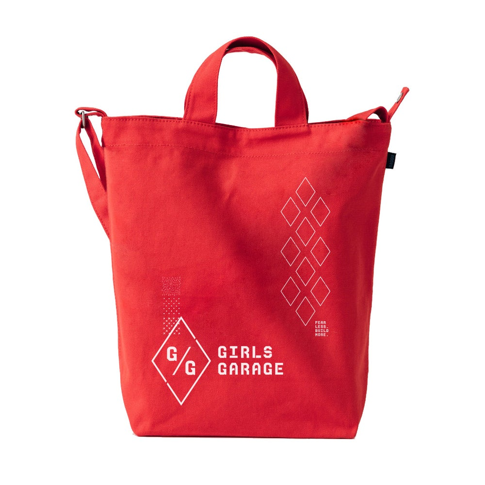Image of Girls Garage Tote Bag