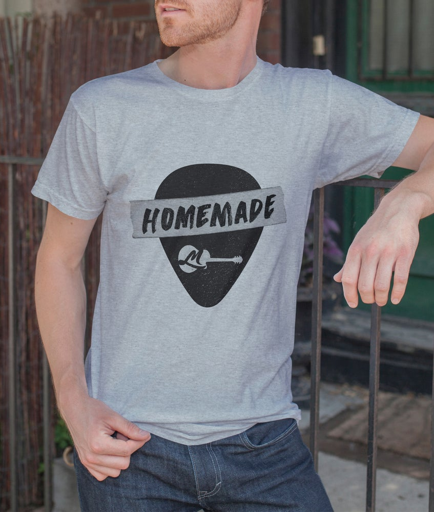 Image of Mark Leach Homemade Unisex Tee