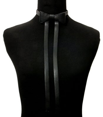 Image of Bow Tie Choker