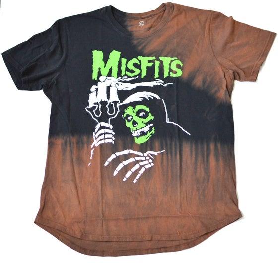 Image of Misfits Bleached Short Sleeve