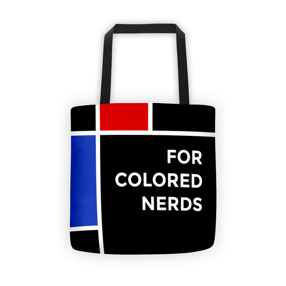 Image of For Colored Nerds Tote