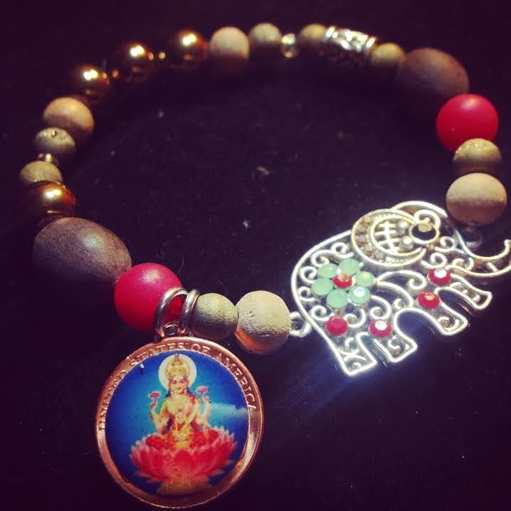Image of LAKSHMI/Goddess of Abundance