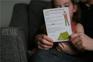 Image of Petit Mail - Story Card Subscription for Kids (Canada)