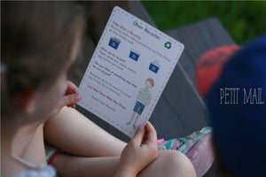 Image of Petit Mail Story Card Subscription for Kids (USA)