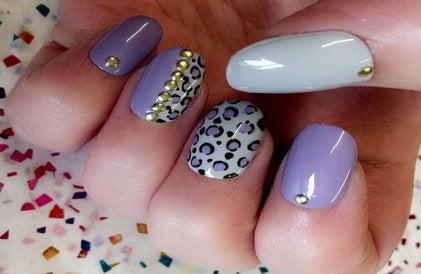 Image of Lavender Leopard